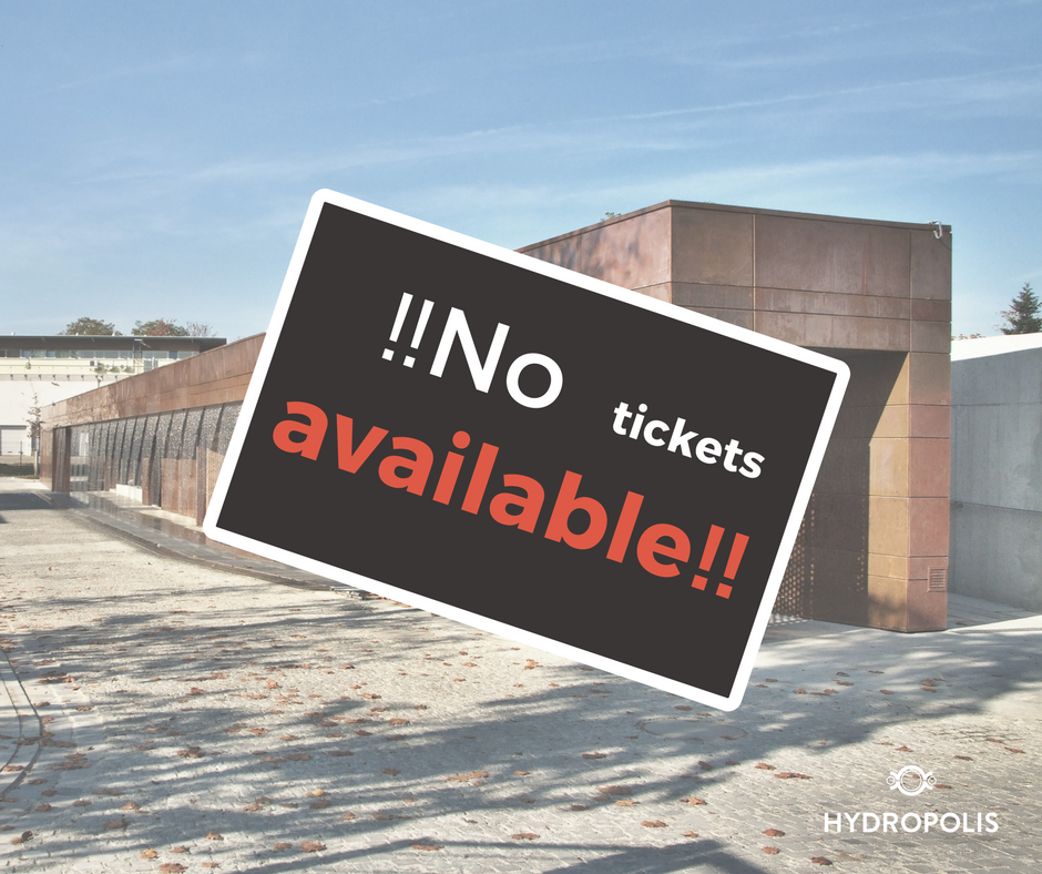 No tickets available (17.06.2017)