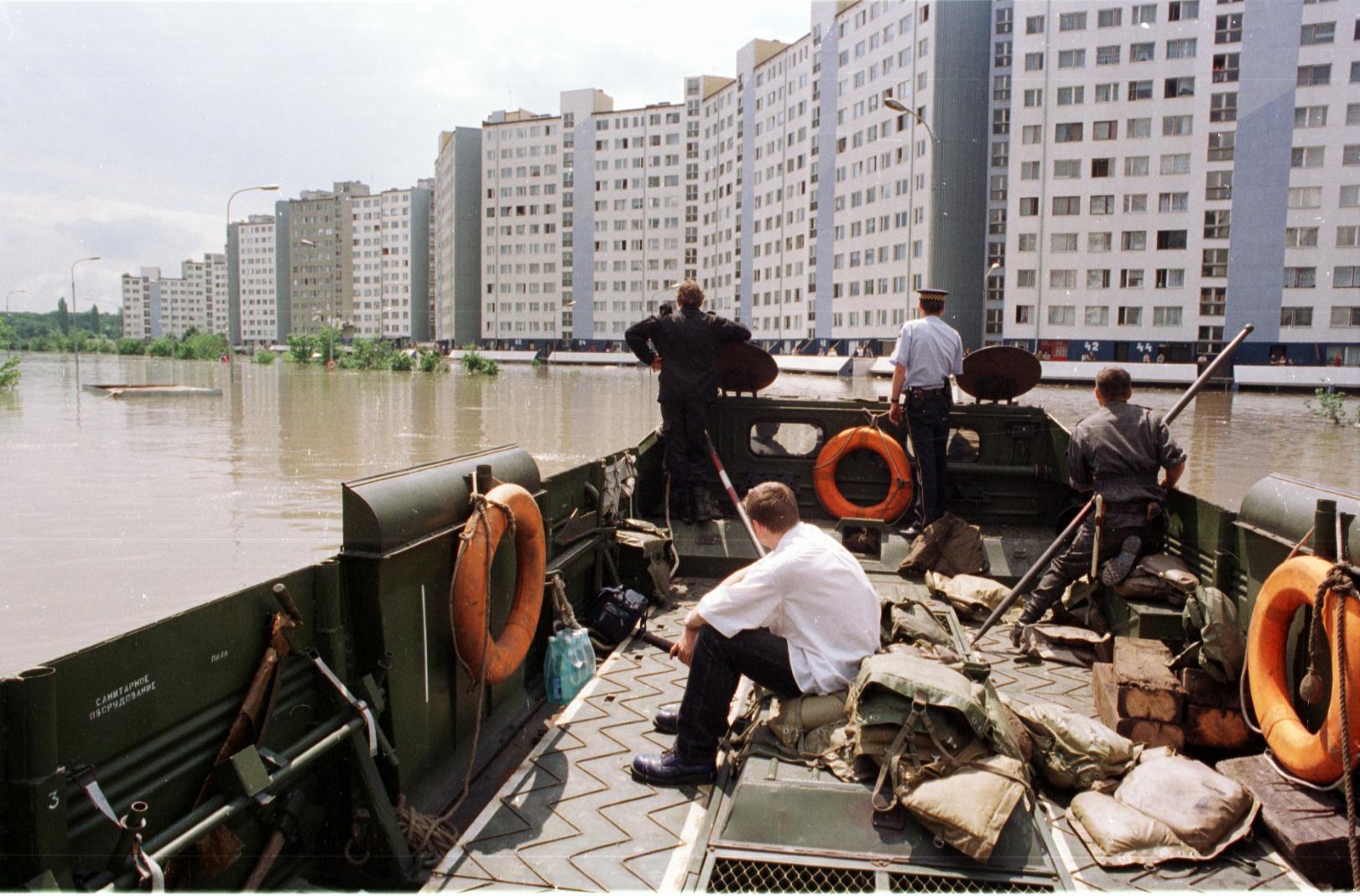 """""""Potęga żywiołu. Powódź 1997"""". Nowa wystawa w Hydropolis"""