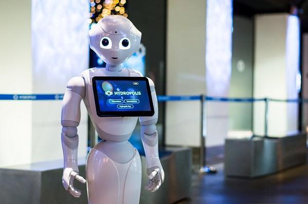 Świętuj urodziny Hydropolis z robotami!