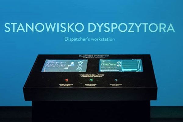 Tak pracuje dyspozytor – nowa instalacja w Hydropolis