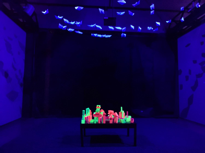 Wystawa/zabawa- nowa ekspozycja w Hydropolis